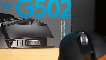 Logitech G502 Lightspeed 4