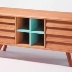 Foto 5 de 5 de la galería muebles-de-madera-con-detalles-de-color en Decoesfera