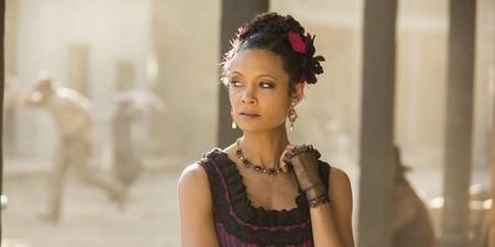 Thandie Newton As Maeve In Westworld