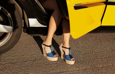 Castañer Primavera-Verano 2012: las zapatillas de esparto también son de lujo