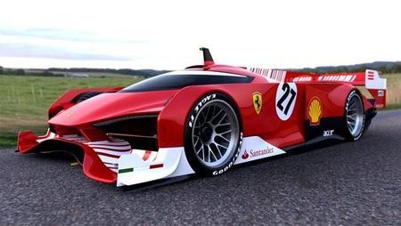 Ferrari piensa en la resistencia