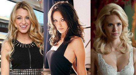 Las diez actrices televisivas americanas más de moda (I)
