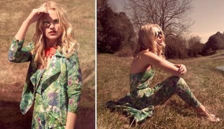 Bershka lookbook abril 2013: la Primavera la calle altera (y los prints también)