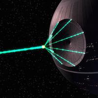 La energía necesaria para destruir un planeta con la Estrella de la Muerte de Star Wars