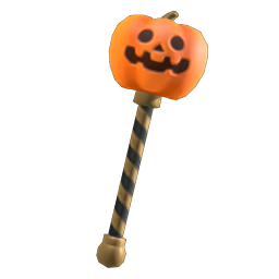 Animal Crossing New Horizons Guide Pumpkins Item Diy Icon Spooky Wand