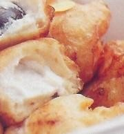 Buñuelos de queso fresco de cabra