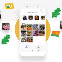 Google lanza Gallery Go, una app de galería que pesa 10 MB y ordena las fotos automáticamente
