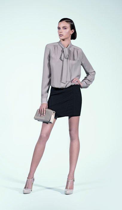 Liu·Jo lookbook Pre-colección 2012: el desconocido estilo femenino de la firma italiana