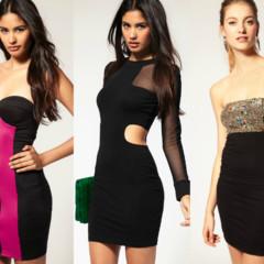 Foto 1 de 8 de la galería moda-de-fiesta-navidad-2011-20-vestidos-cortos-para-fiesta-muy-largas en Trendencias