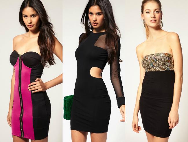 Foto de Moda de fiesta Navidad 2011: 20 vestidos cortos para fiesta muy largas (1/8)