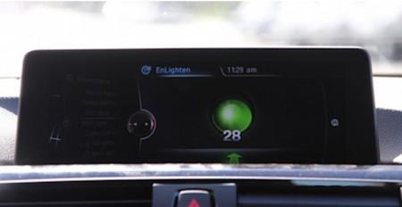 BMW quiere que en el futuro cojamos todos los semáforos en verde