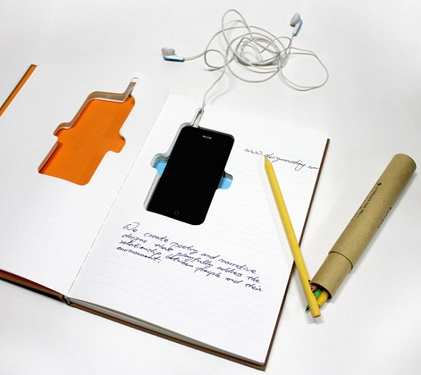 smart phone notebook