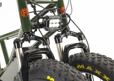 Rungu Bici Electrica Tres Ruedas 4
