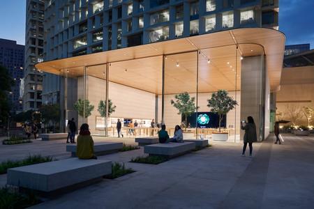La nueva Apple Store de Ciudad de México abre sus puertas este viernes