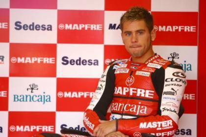 Bautista podría correr con Suzuki en 2009