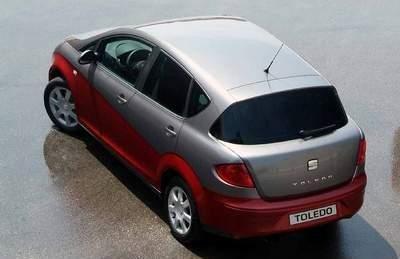 Seat Toledo bicolor