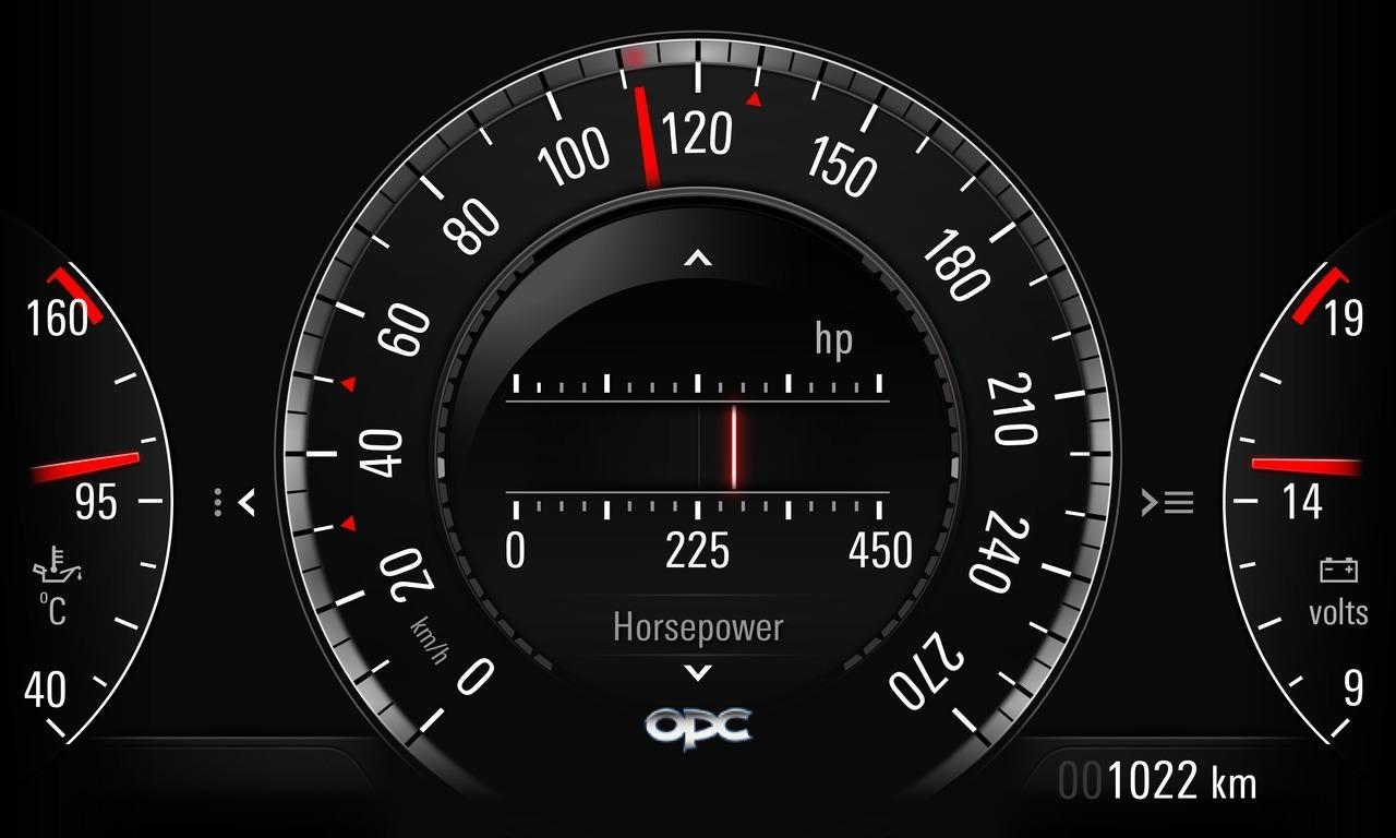Foto de Opel Insignia OPC 2014 (31/40)