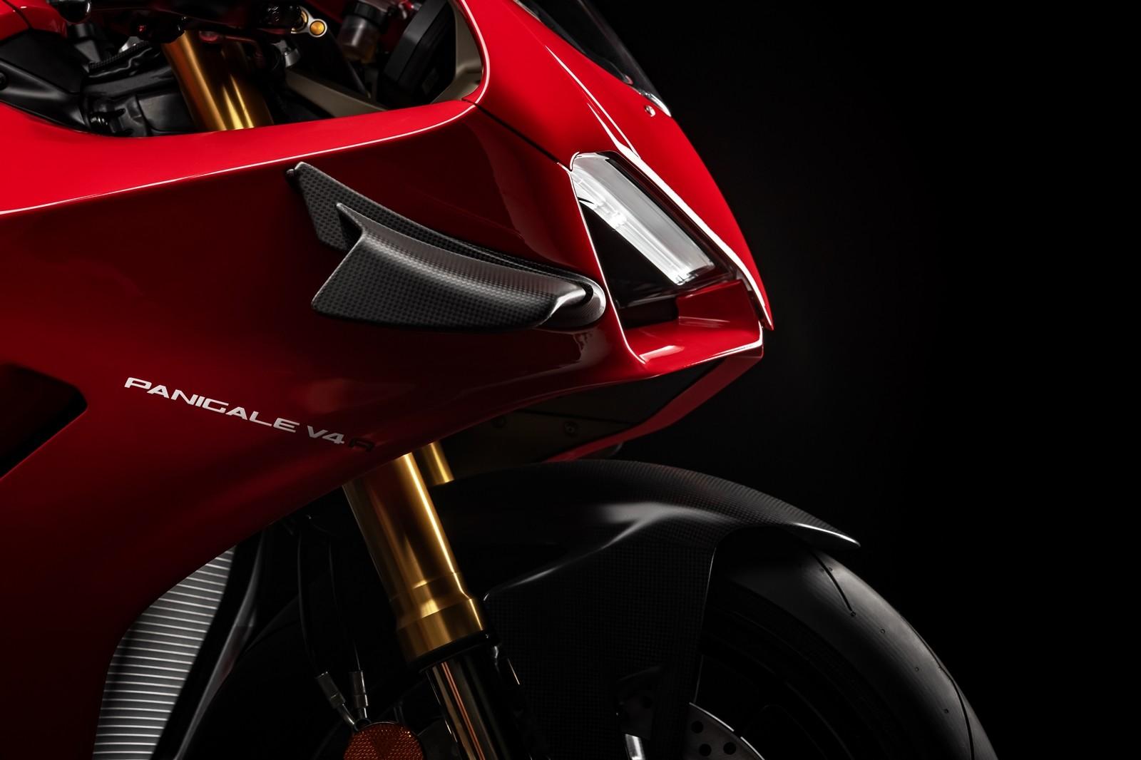 Foto de Ducati Panigale V4 R 2019 (77/87)