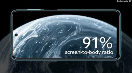 Xiaomi Redmi Note 9s Pantalla