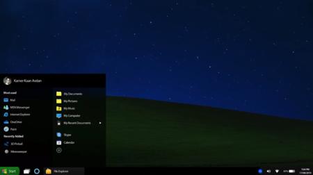 Windows XP 2019 Edition: el genial concepto que combina lo que todos amábamos de XP con la modernidad de Windows 10