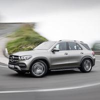 El Mercedes-Benz GLE se postula como uno de los coches SUV premium más asequibles: desde 67.000 euros