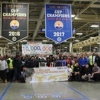 FCA llega a los 10 millones de motores Pentastar producidos en Estados Unidos