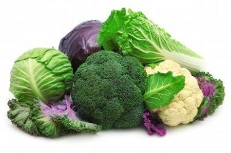 Una buena salud intestinal a base de verduras