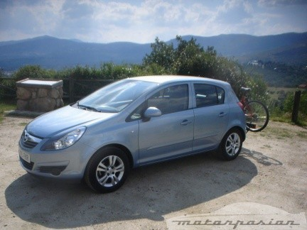 Prueba: Opel Corsa 5p (parte 2)