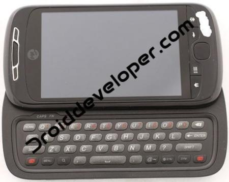 HTC Espresso (myTouch Slide) se deja ver en fotos