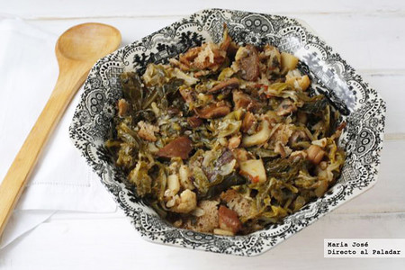 Receta tradicional de sopas mallorquinas