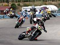 Campeonato de España de Supermotard, segunda prueba en Alcañiz