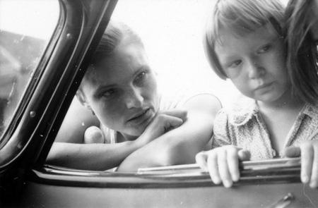 La planificación de los viajes en coche con niños