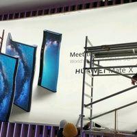 Mate X: este es el smartphone plegable 5G de Huawei que se presentará en el MWC 2019