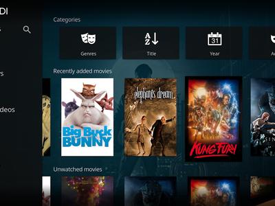 Kodi 17.0 ya disponible para Android 5.0 (o superior): nueva interfaz y más sistemas de audio soportados