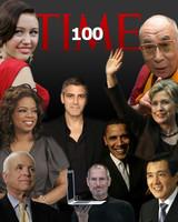 Los 100 personajes más influyentes en 2008