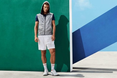 Tomas Berdych Tennis Collection H M Primavera Verano 2015 2