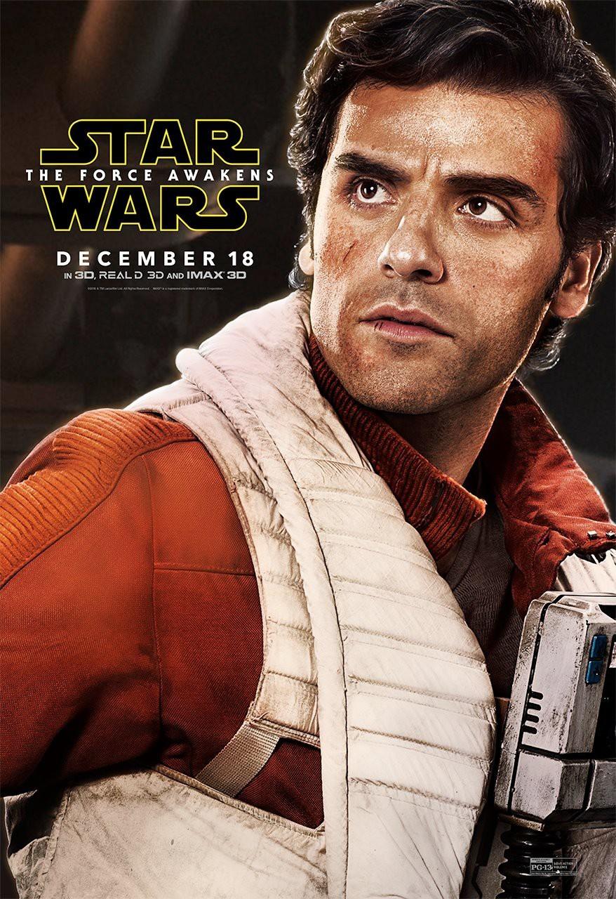Foto de 'Star Wars: El despertar de la fuerza', todos los carteles del Episodio VII (10/18)
