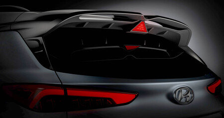 Hyundai Kona N 2021 avance