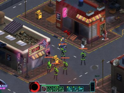Megamagic: Wizards of the Neon Age llega a Steam el próximo 20 de abril