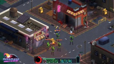 Megamagic: Wizards of the Neon Age llega a Steam el próximo 20 de abril