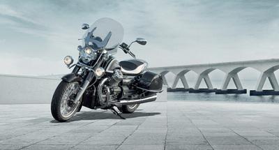 Salón de Milán 2012: Moto Guzzi California 1400 Custom y Touring, las dos caras de la misma moneda