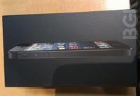 ¿El primer desempaquetado de iPhone 5?