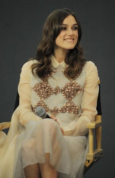 Keira Knightley también elige Delpozo, la marca española que está enamorando a las celebrities americanas