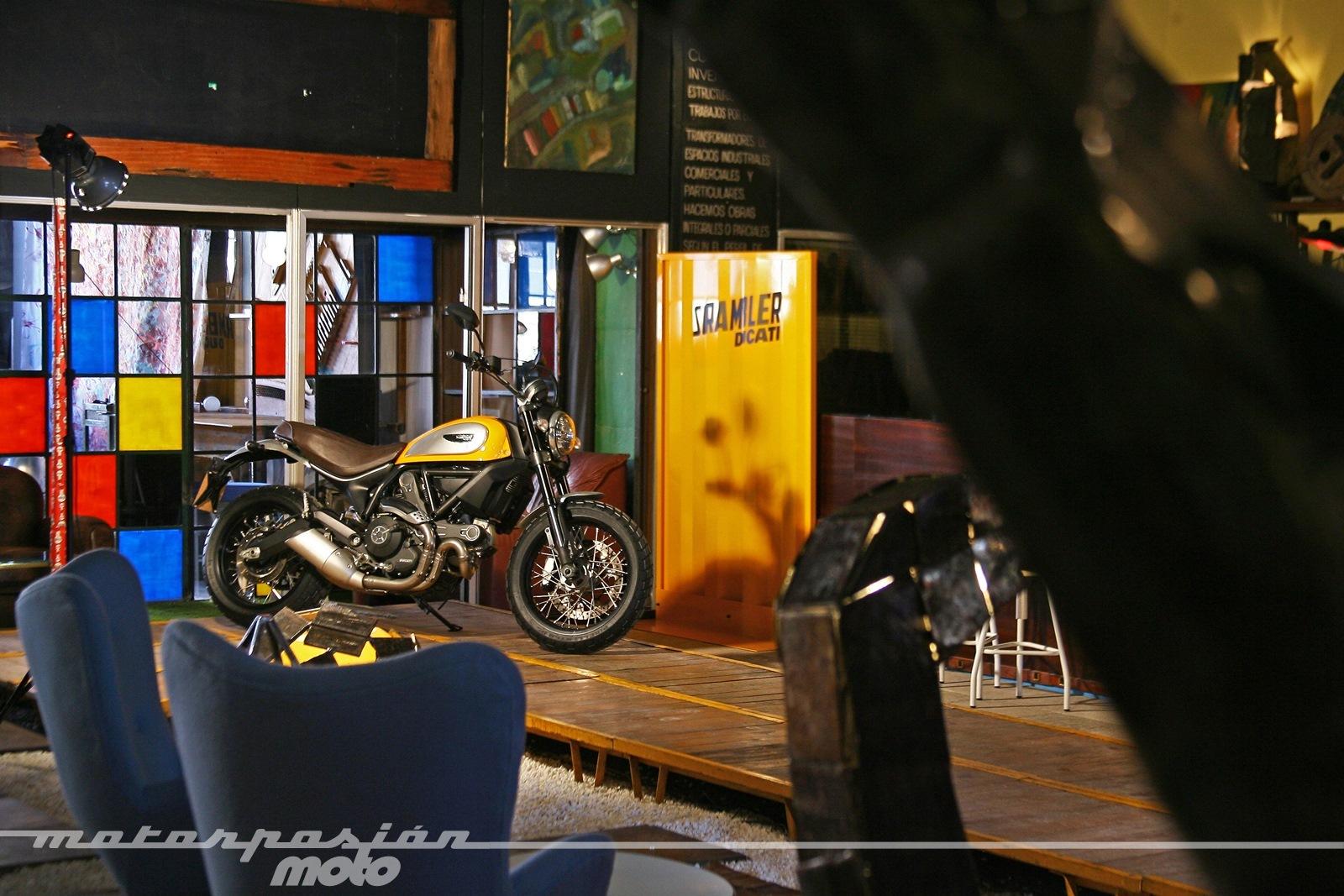 Foto de Ducati Scrambler, presentación 1 (18/67)