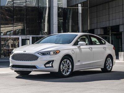 ¿Sorpresa? El Ford Fusion será reemplazado por... ¡otro SUV!