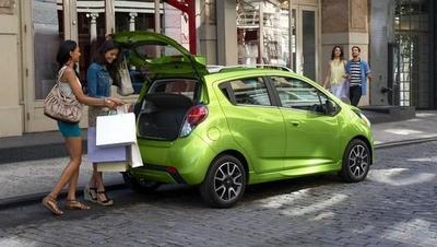 El Chevrolet Spark EV se incorpora a la flota de alquiler de Hertz en Estados Unidos