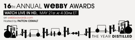 Los premios Webby reconocen a Facebook, Know Your Meme y Mashable, entre muchos otros