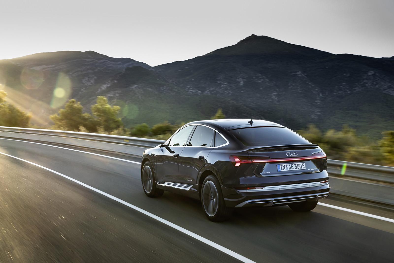 Foto de Audi e-tron Sportback (7/57)