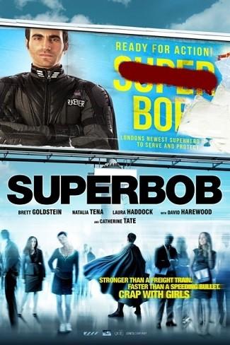 'SuperBob', tráiler de la comedia británica de superhéroes