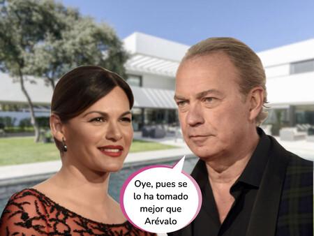Así reaccionó Carlitos (el hijo pequeño) al enterarse de la ruptura de sus padres, Bertín Osborne y Fabiola Martínez